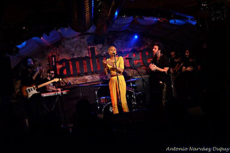 Jamboree; Barcelona-Home