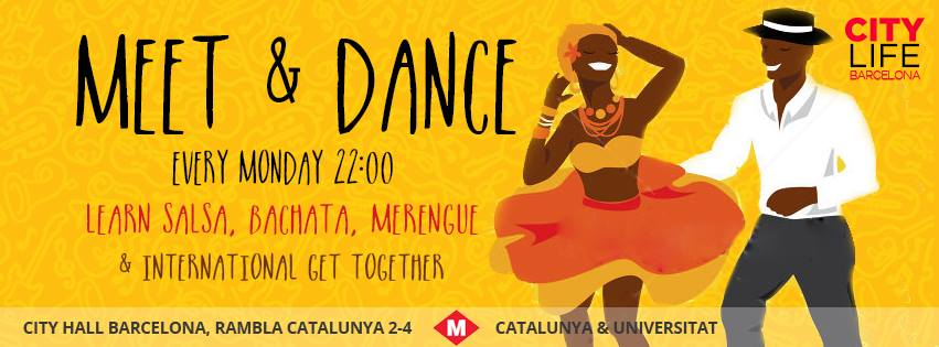 Meet and Dance CityLife Barcelona
