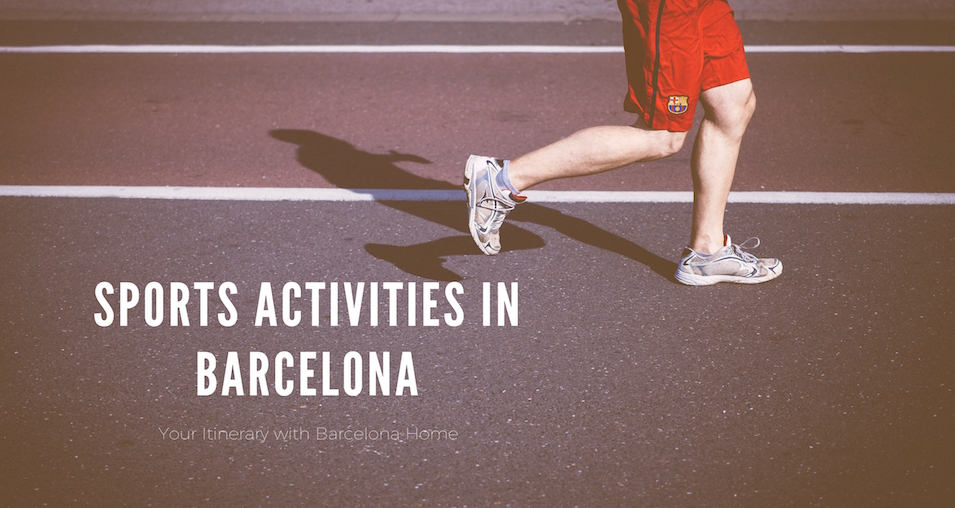 SPORTS ACTIVITIES IN BARCELONA