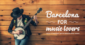 barcelona for music lovers