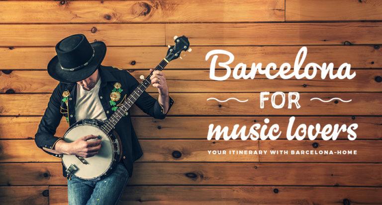barcelona for music lovers