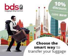 Baggage Drop Service