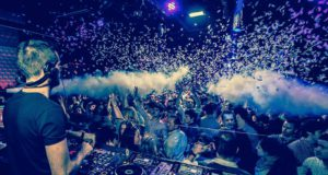 go party like a vip in barcelona - party