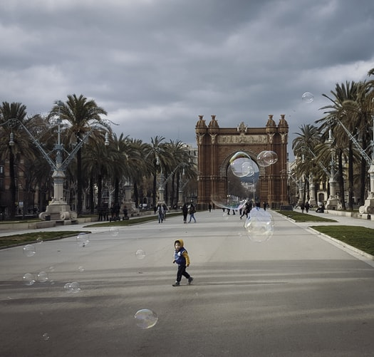 Barcelona with kids - Barcelona Home