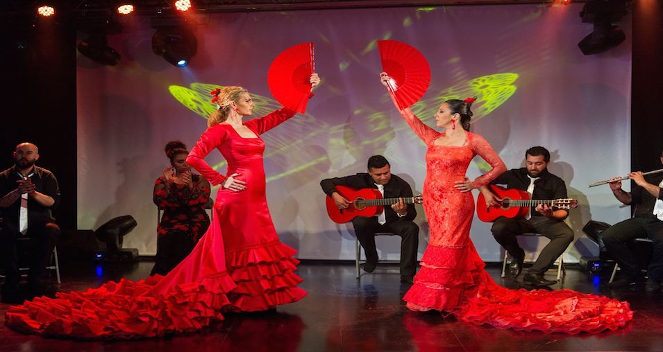 Flamenco las Arenas