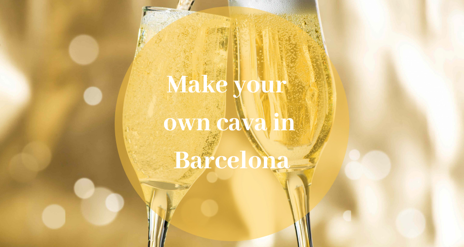 Make your own cava in Barcelona