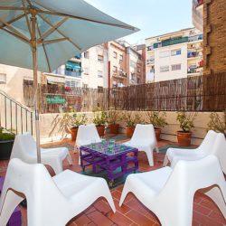 romantic apartment in eixample