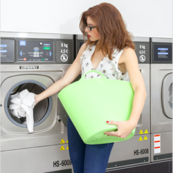 best self-service laundry Barcelona