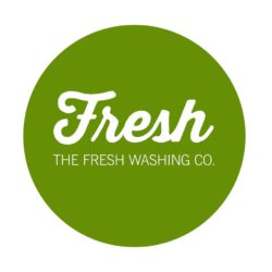 fresh laundry logo