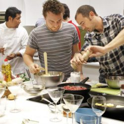 Cooking classes Barcelona