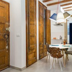 CONTEMPORARY DESIGNED 2 BEDROOM APARTMENT, CIUTAT VELLA..