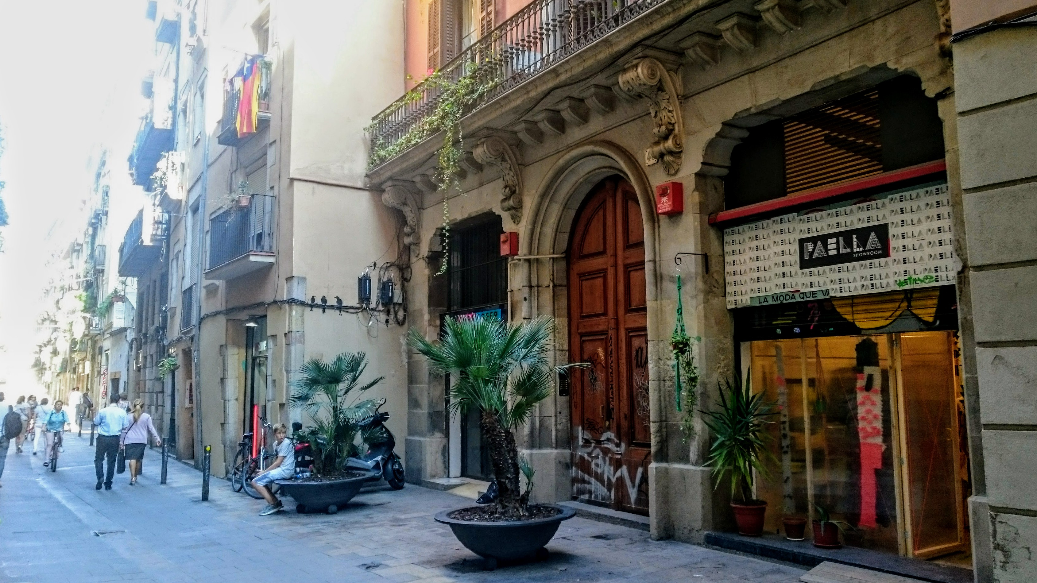 local yoga studios Barcelona