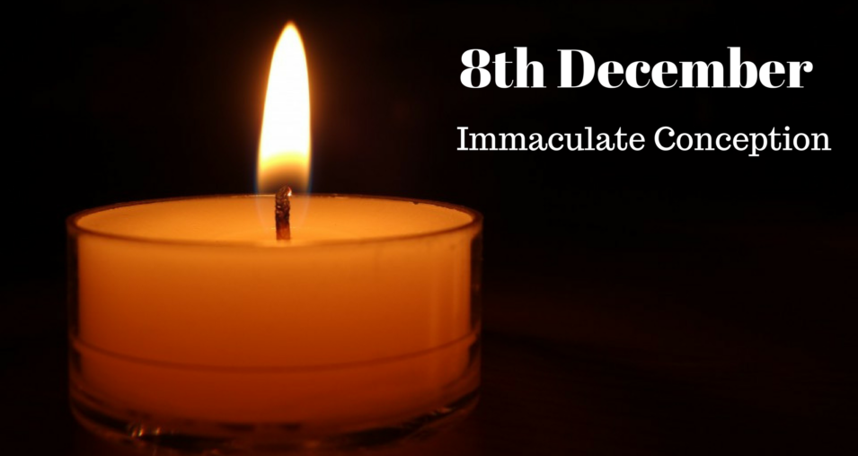 8th December: Immaculate Conception