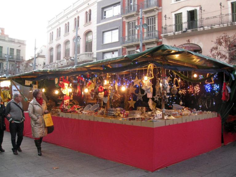Fira de Santa Llúcia Christmas Market