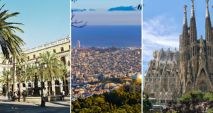Get Barcelona shown in different languages