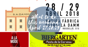 What to do this weekend April 27,28,29