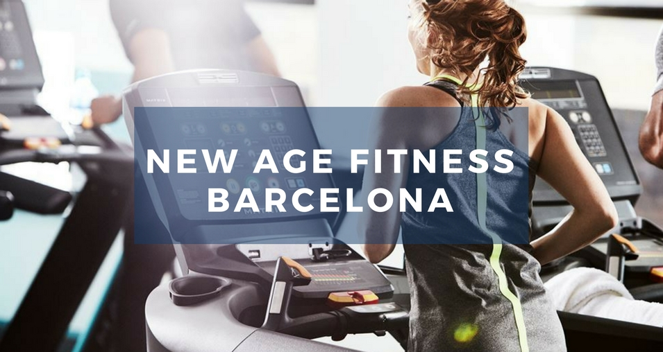 NEW AGE FITNESS BARCELONA