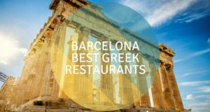 Barcelona best Greek Restaurants