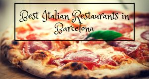 Best Italian Restaurants in Barcelona Cheese