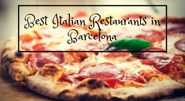 Best Italian Restaurants in Barcelona Cheese