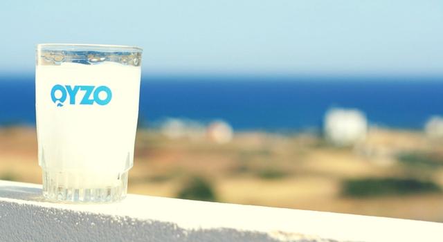 Greek oyzo