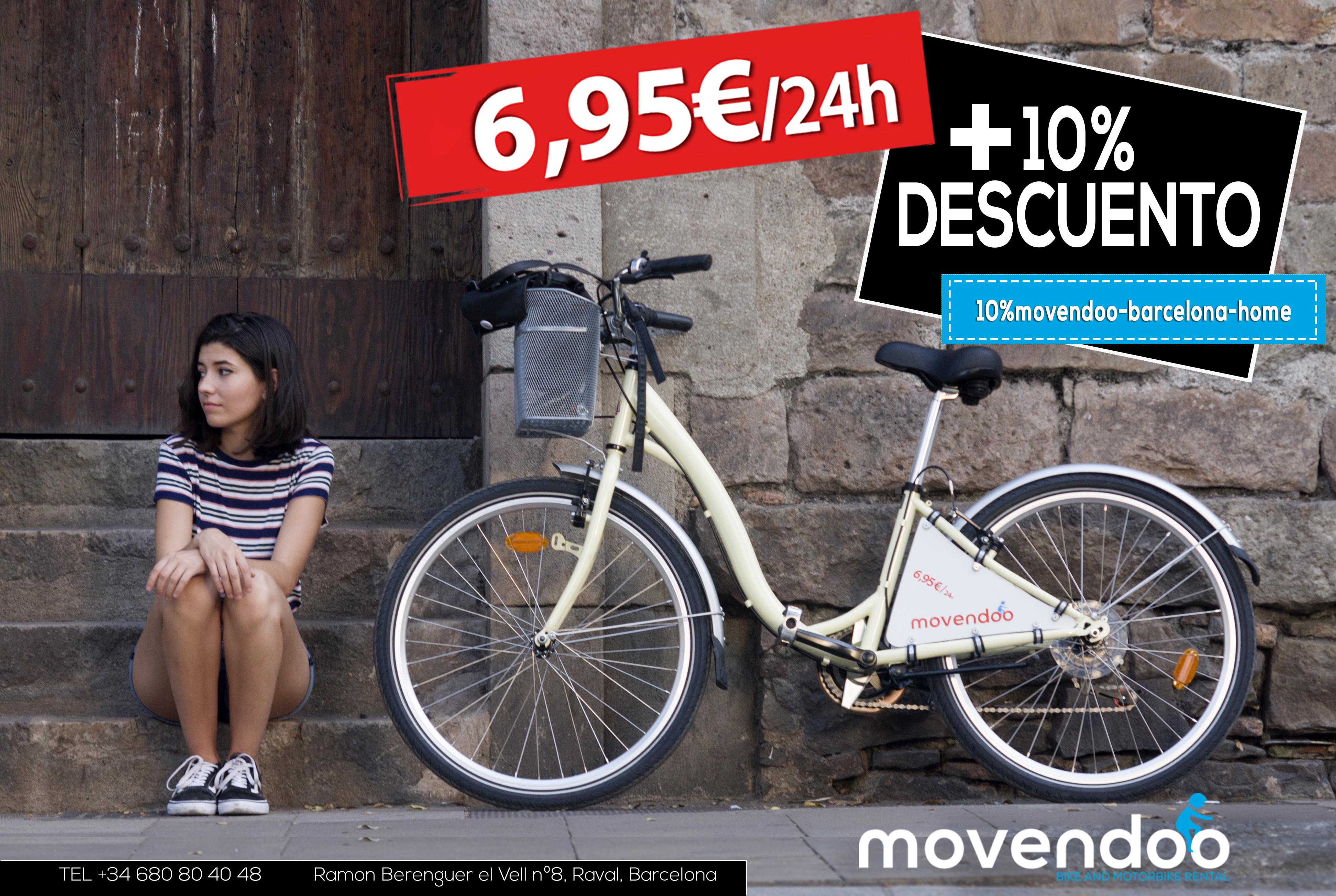 bicicleta barcelona home