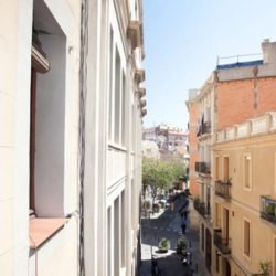 Appartementen in Gracia