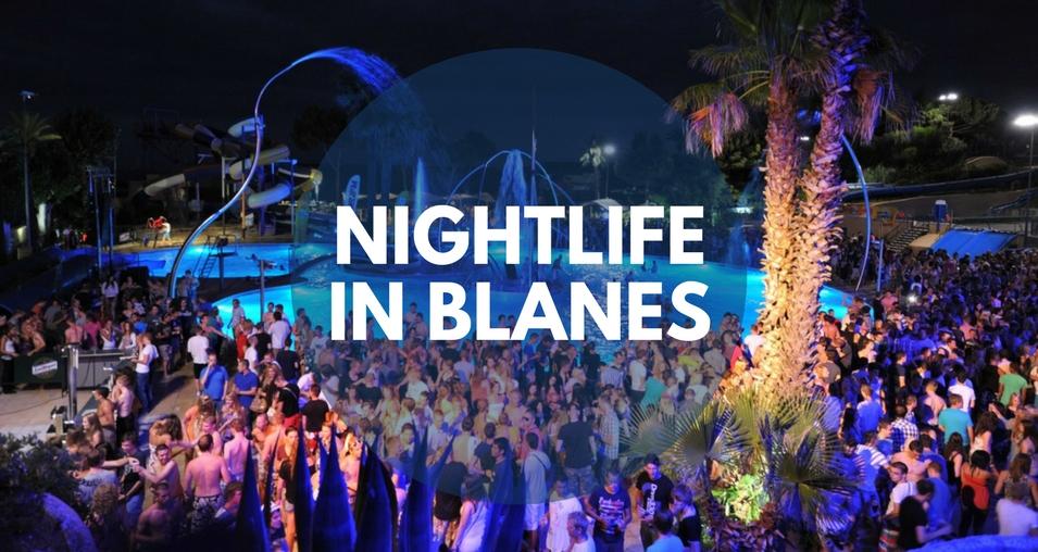 nightlife blanes