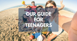 ITINERARY FOR TEENAGERS