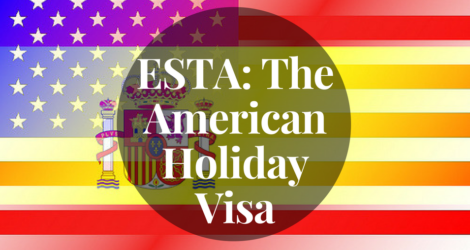 ESTA_ tHE aMERICAN hOLIDAY vISA