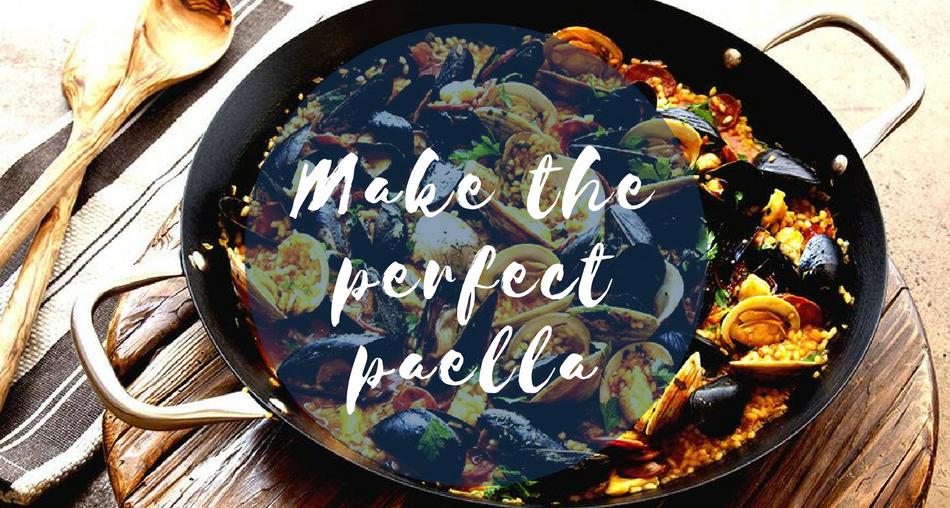 Make mindblowing paella (1)