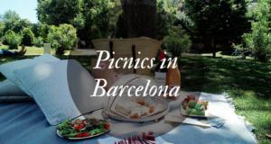 Picnics in Barcelona