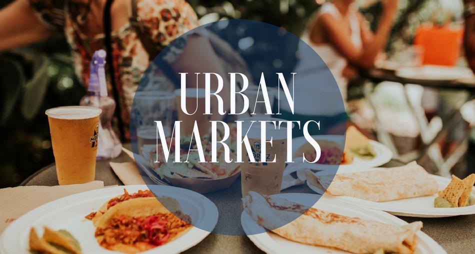 Urbane Märkte