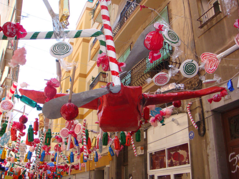 Stadtteilfeste Barcelona