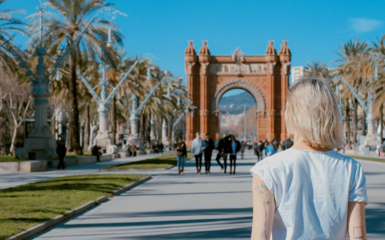 visiting Barcelona on a budget