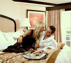 Romantic apartments