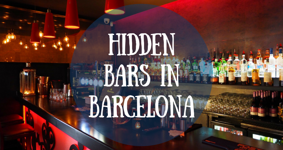 hidden bars in barcelona