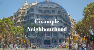 Eixample Neighbourhood