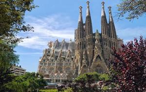 Eixample - Sagrada Família