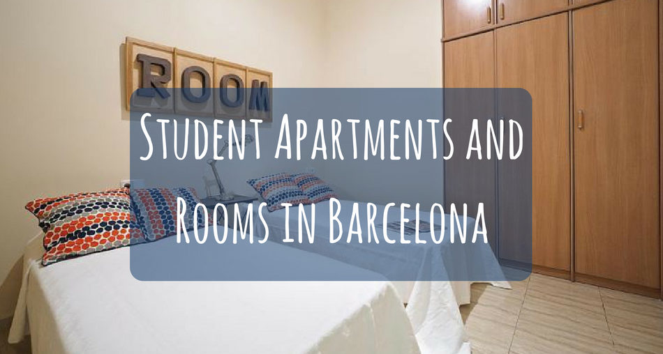 Student Apartments and Rooms in Barcelona