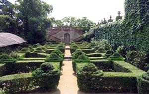 Horta-Guinardó - Parque del Laberint d'Horta