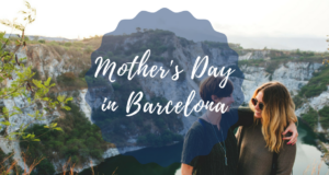 Mother's Day in Barcelona