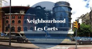 Neighbourhood Les Corts