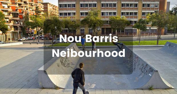 Nou Barris Neibourhood