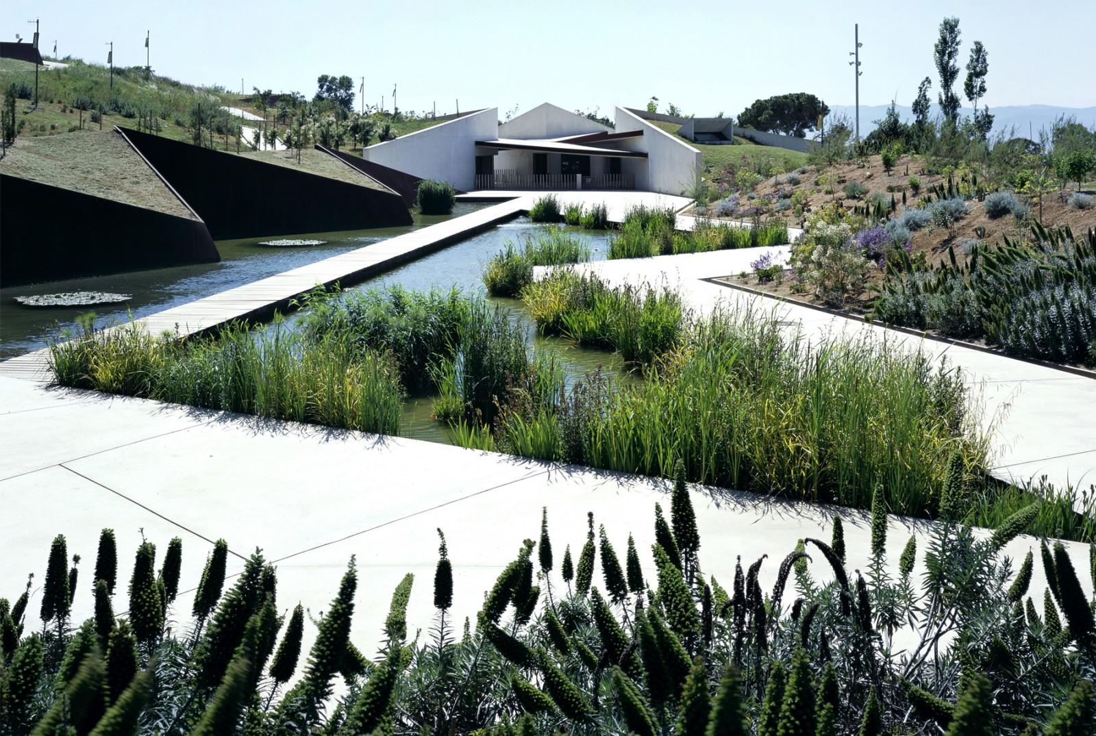 parchi di barcellona - jardi botanic
