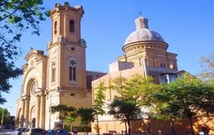 Sant Andreu - Iglesia de Sant Andreu del Palomar