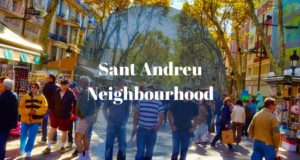 Sant Andreu Neighbourhood (1)