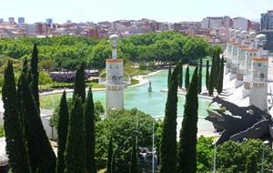 Sants-Montjuïc - Parc de l'Espanya Industrial