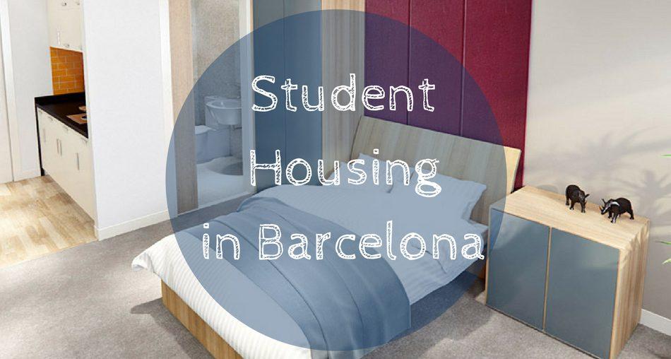 Student Housing in Barcelona (1)