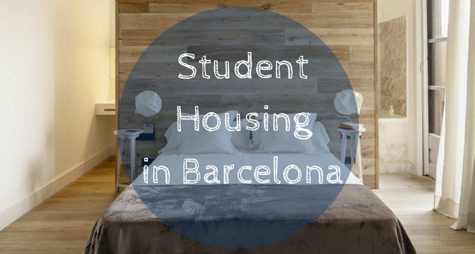 Student Housing in Barcelona (2)